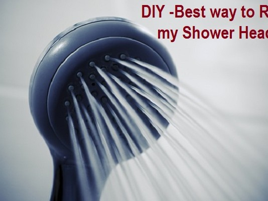 DIY -Best way to Raise my Shower Head