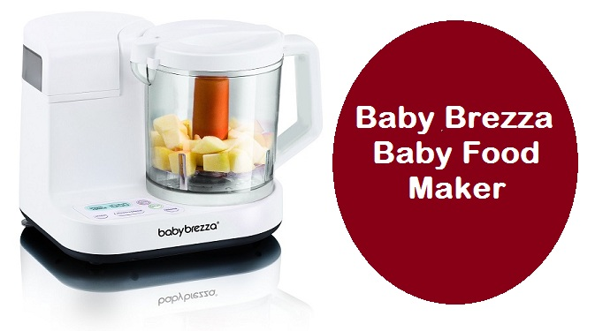baby brezza baby food maker
