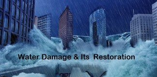 What to do in case of Water Damage