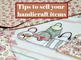 tips to sell your handicraft items