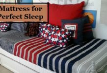 Mattress Selection for a Perfectly Sleep