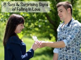 Signs of Falling in Love