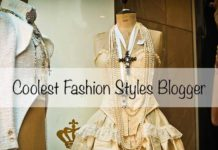 Influential Fashion Style Blogger