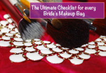 Ultimate Checklist for every Bride's