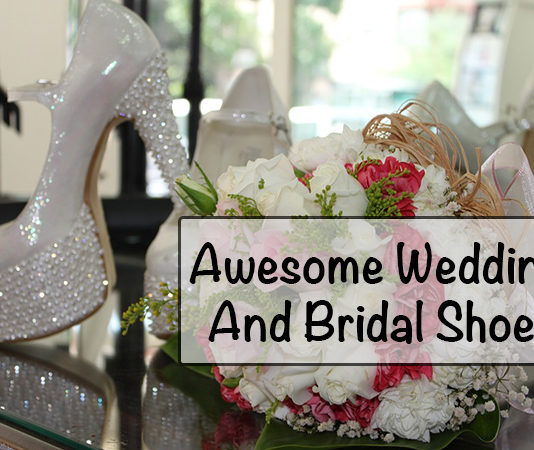 Awesome Wedding And Bridal Shoes