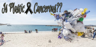 Plastic causes Cancer