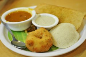 Idli Sambhar - Best street food