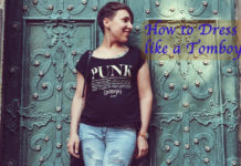 How to Dress like a Tomboy