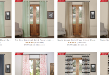 Fabric and Drapes Clearance Sale 70% off