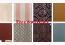 Fabric Free Swatches Limited Time Offer